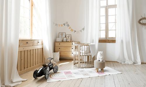 Gode råd til indretning af børneværelset