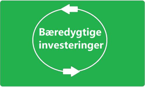 Lån til bæredygtige investeringer